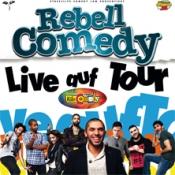 RebellComedy - live auf Tour