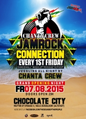 Jamrock Connection With Chanta Crew