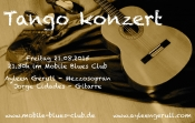 Tango Konzert mit Ayleen B. Gerull und Jorge Cidades