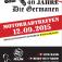 """Motorradtreffen 40 Jahre """"Die Germanen"""""""