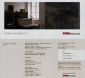 Offene Ateliers 2015 in den mks14 ateliers