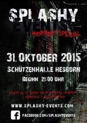 Splashy Events Horror Special