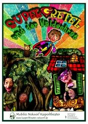 Super-Gretel und der Waldschrat
