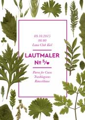 LAUTMALER + PARRA FOR CUVA & TRASHLAGOON (Berlin)
