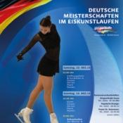 Deutsche Meisterschaften im Eiskunstlaufen: Küren