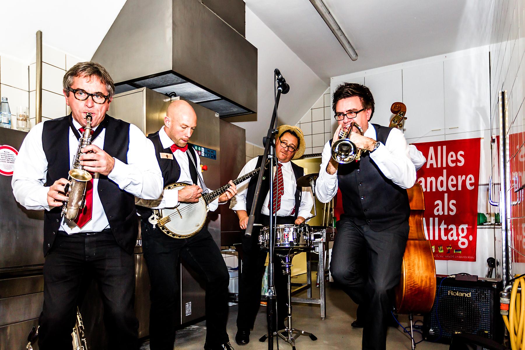 Jazz in der Küche