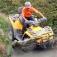 Quad Off Road Erlebnis im Steinbruch
