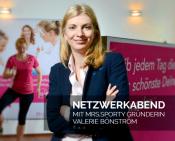 Triff MRS.SPORTY Gründerin Valerie Bönström