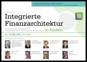 5. Jahresforum integrierte Finanzarchitektur in Banken 2016