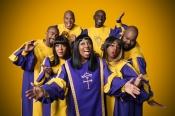 The Glory Gospel Singers: Happy Christmas - eine amerikanische Weihnacht