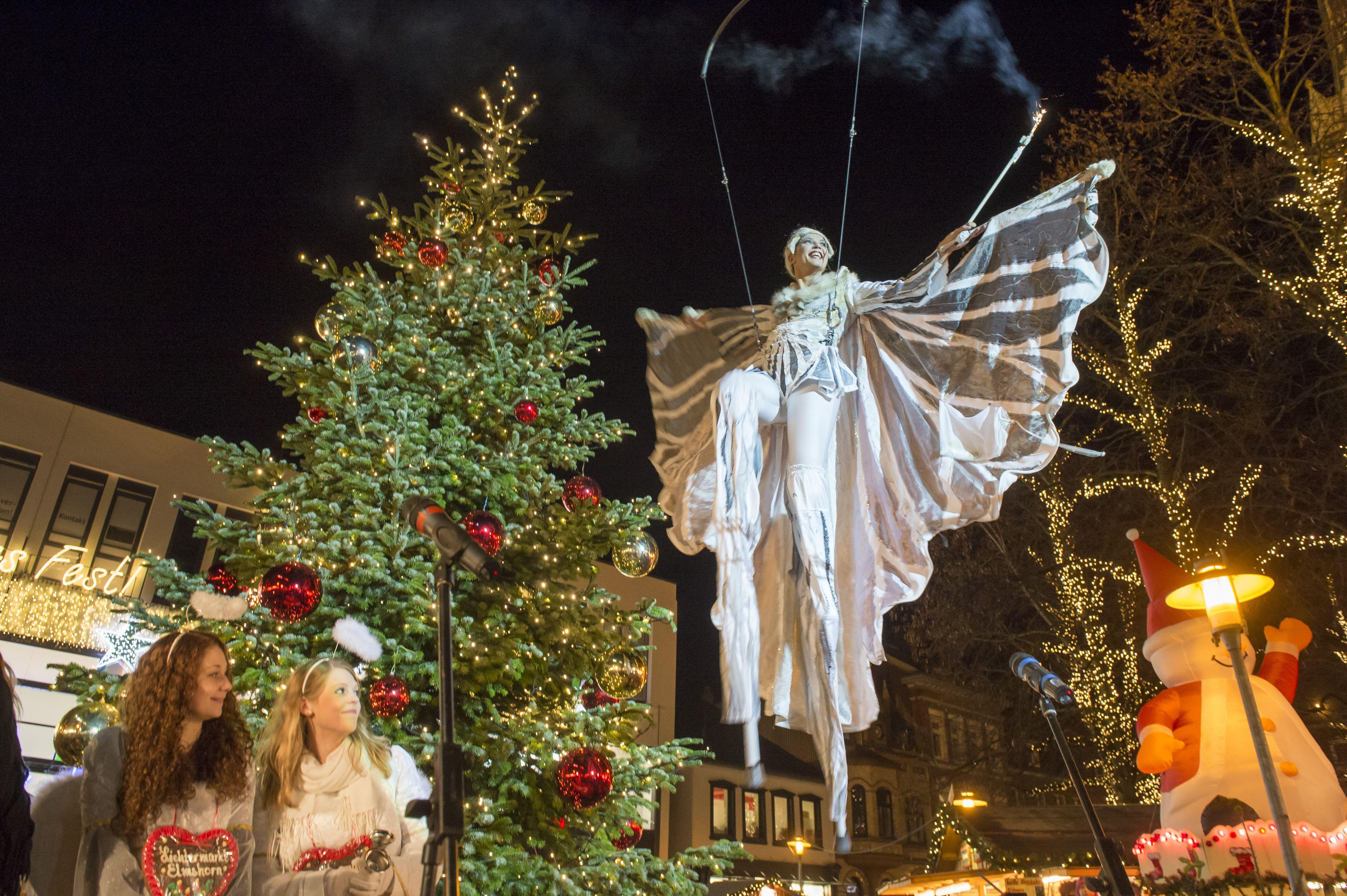 Weihnachtsmarkt Elmshorn.Lichtermarkt Elmshorn In Elmshorn Am 17 12 2015 Elmshorn