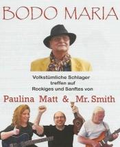 Bodo Maria mit Rockband