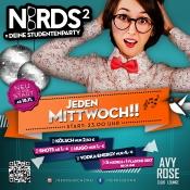NERDS² = Deine Studentenparty in Bonn