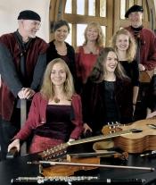 Ensemble Savas spielt Folk und Barockmusik