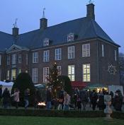Stimmungsvoller Weihnachtsmarkt am Schloss Ringenberg