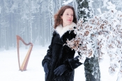 Winter Tales - Nadia Birkenstock - Celtic Harp and Songs for Christmas