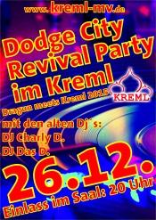 DodgeCity Revival Party