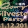 Grosse Silvesterparty auf dem Rhein Roxy