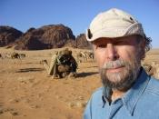 Dschungelfieber und Wüstenkoller | Autorenlesung mit Diaschau mit Wolf-Ulrich Cropp