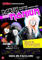 Partymonium Club Tour