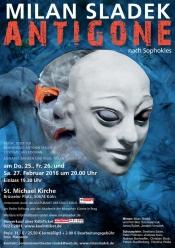 Milan Sladek Antigone
