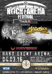 Rock the Arena Festival