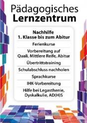 Quali Vorbereitung München ★ Prüfungsvorbereitung Mittelschule Mathe Deutsch Englisch / Qualikurs