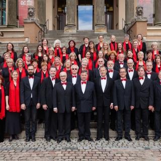 """Chorkonzert: Dvorák, """"Stabat mater"""" in der Paulskirche"""
