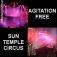 Agitation Free & Sun Temple Circus - Shibuya - Circus - 2016