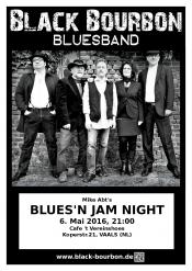 Mike Abt's Blues 'n Jam Night