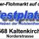 Flohmarkt auf dem Festplatz in Kaltenkirchen