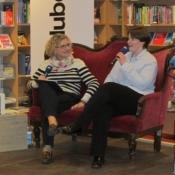 3. Leipziger Buchmesse in Schwerin: Texte spielen eine Rolle (im Hugendubel)