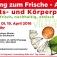 Chemiefrei, Frisch, Vegan & Nachhaltig
