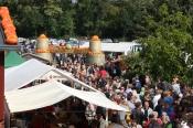 Großes Bocholter Kürbisfest 2016