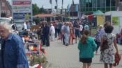 Trödelmarkt zum verkaufsoffenen Sonntag bei Wreesmann in Ostrhauderfehn 05.06.2016