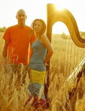 Jeanine Vahldiek Band - Die Band Mit Der Harfe!