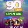 Die Mega 90er Live - Open Air - Mannheim
