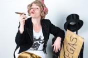 Sabine Wiegand: Dat Rosi brennt durch  -Ausverkauft!!!-