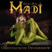 Madi - Zelt Der Sinne Die Orientalische Dinnershow - Karawans /64