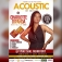 ACOUSTIC by Ebony-Event mit Charlotte DIPANDA & Full Band