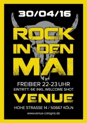 Rock in den Mai !