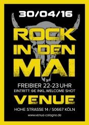Rock in den Mai !
