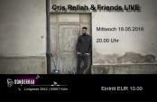 Cris Rellah & Friends Live