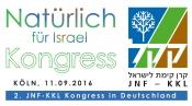 """2. """"Natürlich für Israel Kongress"""""""