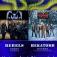 Metal- und Hardrockparty mit Rebels & Hekatomb aus Schweden