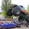 Stunt- und Monster-Truck-Show / Stunt Movie Production