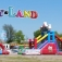 Hüpfburgenland Flippyland Familien Fun Park