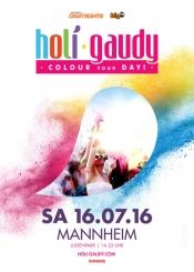 Holi Gaudy - Colour Your Day - Mannheim