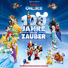 Tickets Für Disney On Ice 100 Jahre Voller Zauber In Berlin Am