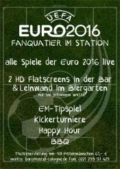 EM Fanquartier im Station